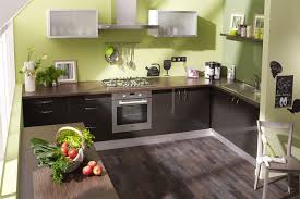 modele de cuisine equipee modele de cuisine equipee 0 cuisine 233quip233e marron mod232le