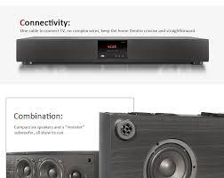 connect tv audio to home theater cav tm920 soundbar tv tv sound base with usb wireless bluetooth
