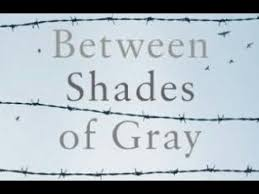 shades of gray between shades of gray 60second book review youtube