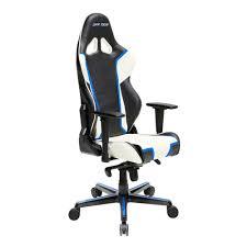 Desk Chair Gaming by Black U0026 White Chair Racing Series Dxracer Gaming Gta Mlg