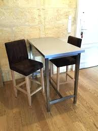 table pour cuisine ikea ikea table bois amazing design table de salon metal