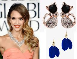alba earrings how to choose the earrings based on your shape