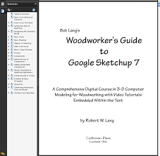 woodworker u0027s guide to sketchup review the wood whisperer