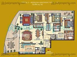 marina mansions floor plans justproperty com