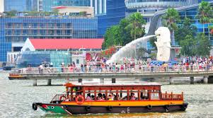 singapore river cruise klook