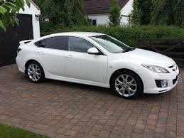 mazda 6 sport 2008 2 5l pearl white in droitwich worcestershire