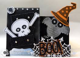 stampin up halloween stamps halloween stampin u0027 by genny u0027s blog