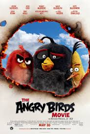 review u0027the angry birds movie u0027 dull video game
