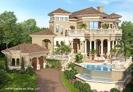 italian villa style homes italian villa style house plans home building plans 9317