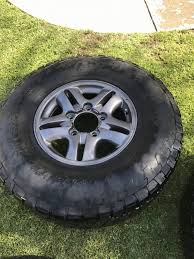 lexus wheels and tires for sale for sale lx470 wheels 285 75 16 nitto ih8mud forum