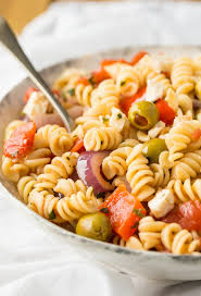 calabrese pasta salad frugal mom eh