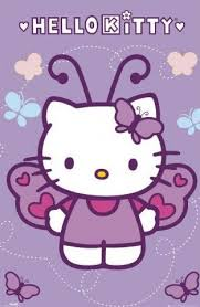 wallpaper hello kitty violet kitty violet a gallery on flickr