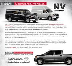 kia vehicle lineup nissan nv commercial vehicles landers nissan landers nissan