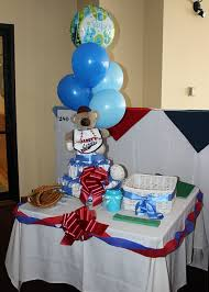 baby shower baseball theme laurie a baseball themed baby shower