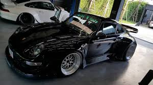 widebody porsche 911 rwb 993 wide body u2013 rauh welt begriff hong kong rwb