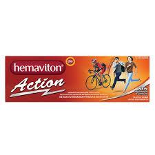 jual hemaviton action sleeve 50 kapsul stamina tubuh harga rp