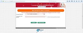 declaration auto entrepreneur chambre des metiers comment créer activité d auto entrepreneur et remplir les