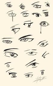 eyes sketches skin tones and features pinterest