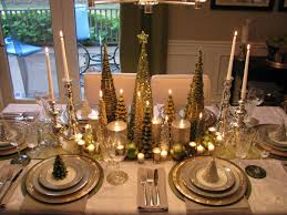 christmas table decorations settings entertaining ideas wonderful