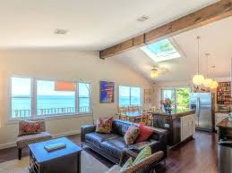 Shirley Street Beach House Waterfront Beach House Amazing Water View Homeaway