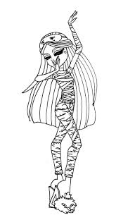92 best monster high coloring images on pinterest monster high