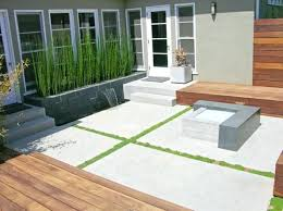 Concrete Patio Design Pictures Concrete Patio Ideas Backyard Designandcode Club