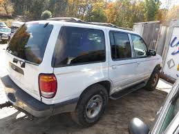 Ford Explorer White - 1998 ford explorer xlt quality used oem replacement parts east