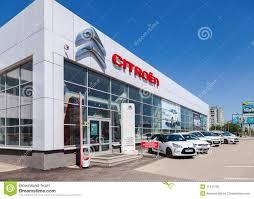 peugeot dealer list office of official dealer citroen in samara russia editorial