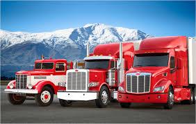 peterbilt semi trucks peterbilt to celebrate its 75th birthday