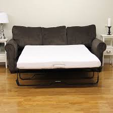 Folding Bed Mattress Replacements Modern Sleep Memory Foam Replacement Sofa Bed 4 5 Inch Mattress