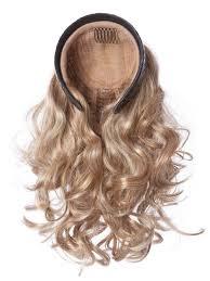 headband hair extensions headband fall curls by toni brattin hair extensions