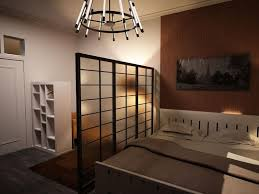 Japanese Style Studio Apartment Interiors Note The Use Of - Japanese apartments design