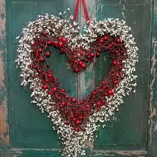 Outdoor Christmas Wreaths by 33 Heart Melting Cute Handmade Valentine Wreaths Heart Wreath