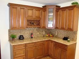 kitchen alluring teak finished wooden replacement kitchen