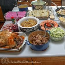 our ukrainian family thanksgiving 2010