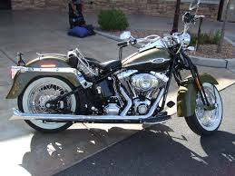 harley davidson softail springer classic two wheels
