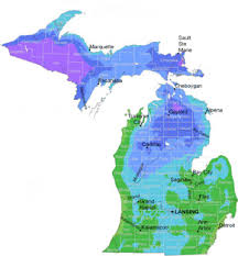 Garden Planting Zones - michigan gardening a state by state gardening publication