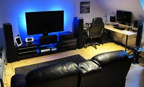 Best Gaming Rooms - ultimate gaming room setup excellent 10 room tour youtube