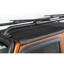 jeep safari rack jeep wrangler sherpa roof rack by rugged ridge