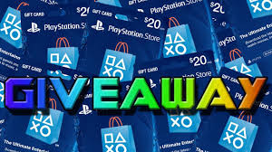 psn gift card psn giftcard giveaway 20 playstation giftcard giveaway
