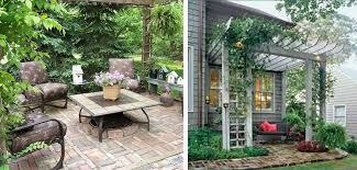 Pergola Ideas For Small Backyards Triyae Com U003d Small Backyard Pergola Ideas Various Design