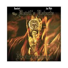 devil z devilz rejects necronomicon cd producers album stream