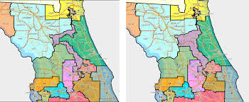 University Of Miami Map by Politics Florida Redistricting Miami Herald