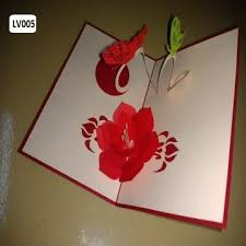 flowers 3d greeting cards 3d pop up greeting cards 3d cards