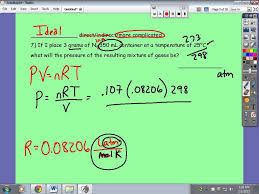 gas laws test review part 1 of 2 answers to practice for gas laws
