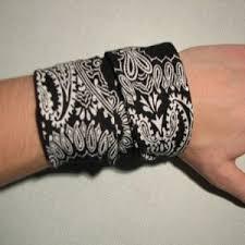 bandana wristband how to tie a bandana grace n