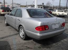 1997 mercedes e class e420 1997 mercedes e class e420 4dr sedan in indianapolis in