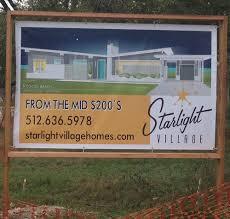 midcentury modern starlight village a brand new midcentury modern styled