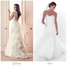wedding dresses in calgary calgary s wedding salons give their top splurge and save picks for