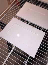 Ikea Floor Tile Painted Ikea Bjorket Orsa And Grimslov Adel Doors On Second